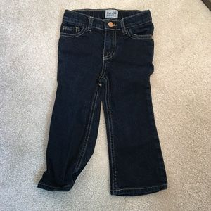 The Children's Place Bootcut Stretch Blue Jeans